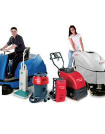 Cleaning Machinery & Equipment