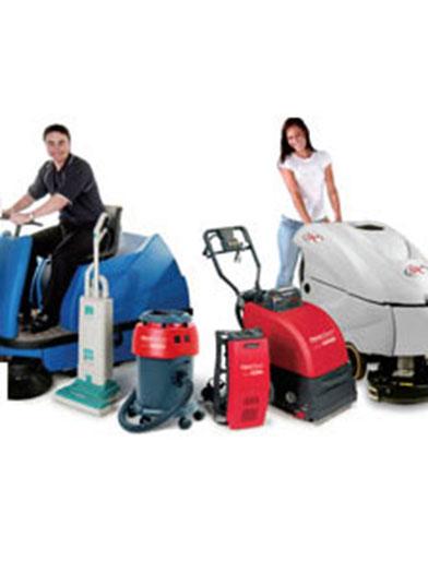 Cleaning Machinery & Equipment