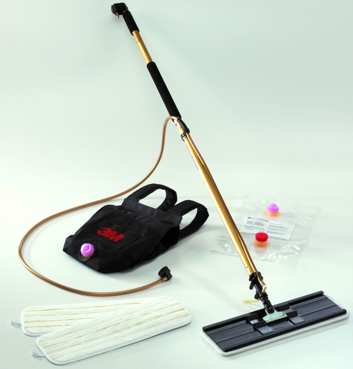 3m Easy Shine Applicator Kit Enviro Chemicals Amp Cleaning