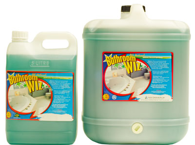 Bathroom Wiz All Natural Bathroom Amp Stainless Cleaner