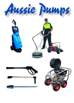 Water Pressure Cleaner Access
