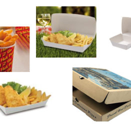 Takeaway Boxes & Cups