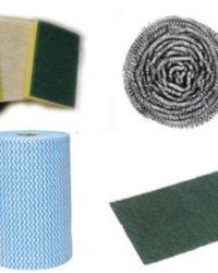 Microfiber Wipes, Sponge & Scourers
