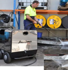 Water Pressure Cleaners