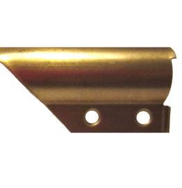 Ettore Brass Clip End