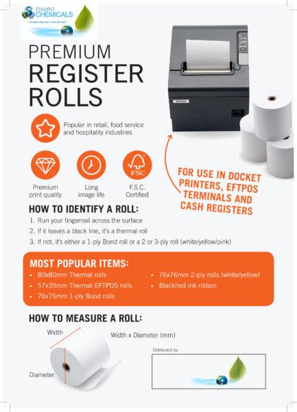 Register Roll Docket Books