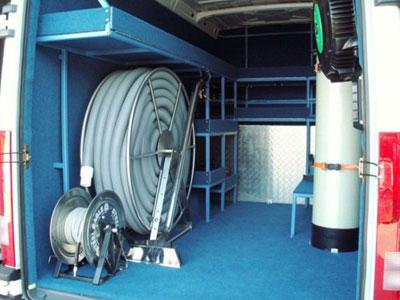 Carpet Cleaning Hose Reel S Steel Enviro Chemicals