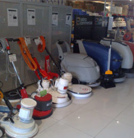 Floor Scrubbers & Stripping
