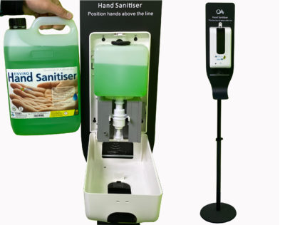 Auto No-Touch Dispenser