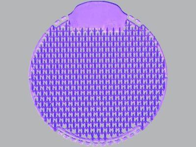 Slant 7 Urinal Mat