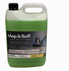 Mop & Buff Floor Cleaner & Maintainer
